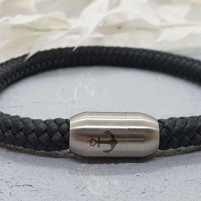 Männerarmband Segelseil