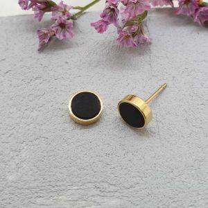 Ohrstecker gold mini [allergiegetestet]