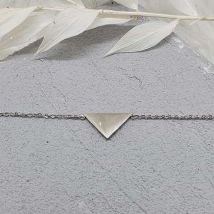 Armband Dreieck [Edelstahl]